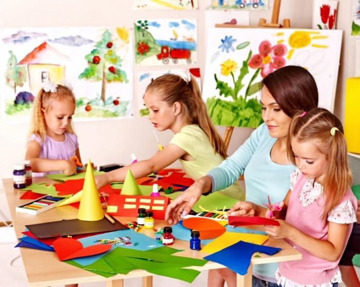 Мастер-классы на детский день рождения в Алматы